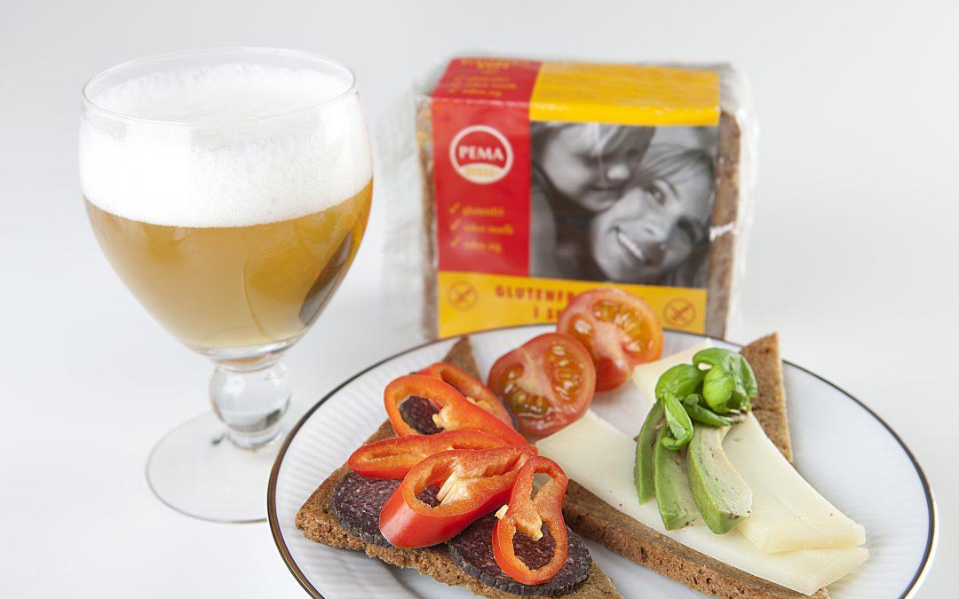 Glutenfri PEMA brød med Chia & Hørfrø